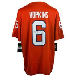 DeAndre Hopkins Signed Clemson Tigers Nike Jersey (JSA COA)