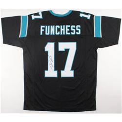 Devin Funchess Signed Panthers Jersey (JSA COA)