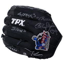 "Roger Clemens Signed TPX Baseball Glove Inscribed ""4009 K's"", ""310 Ws"", ""Rocket""  ""Cy6"" (JSA COA)"