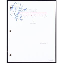 "Corey Feldman Signed ""The Lost Boys"" Full Movie Script Inscribed ""Love"" (JSA COA)"