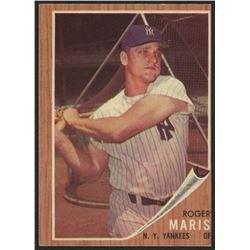 1962 Topps #1 Roger Maris