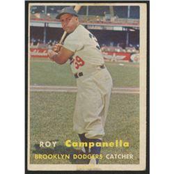 1957 Topps #210 Roy Campanella