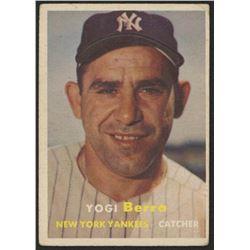 1957 Topps #2 Yogi Berra