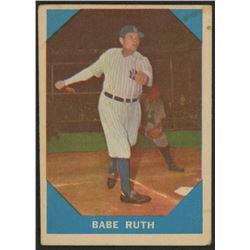 1960 Fleer #3 Babe Ruth
