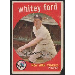 1959 Topps #430 Whitey Ford