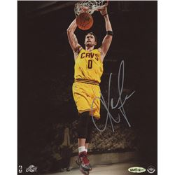 Kevin Loved Signed Cavaliers 8x10 Photo (UDA COA)