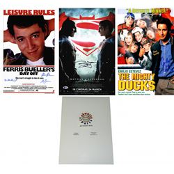 Hollywood Classic Movies Signed 11x17 Movie Posters Mystery Box - Series 3 (Limited to 75) ** Full S
