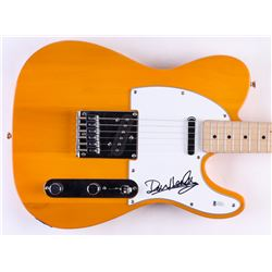 Don Henley Signed Full-Size Fender Electric Guitar (Beckett COA)