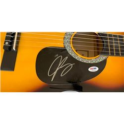 Joe Bonamassa Signed Full-Size Huntington Acoustic Guitar (PSA COA)