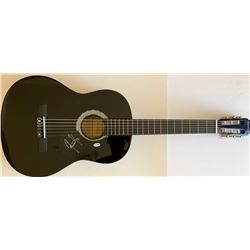 James Taylor Signed Full-Size Huntington Acoustic Guitar (PSA COA)