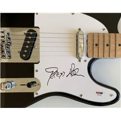 Gregg Allman Signed Full-Size Huntington Electric Guitar (PSA Hologram)