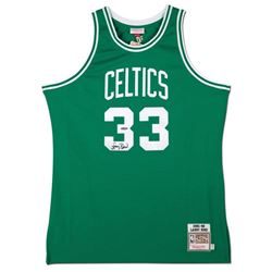Larry Bird Signed Celtics Jersey (UDA COA)