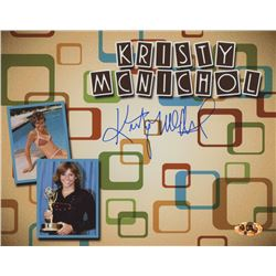 Kristy McNichol Signed 8x10 Photo (MAB Hologram)