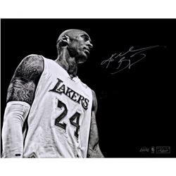"Kobe Bryant Signed Lakers ""Centerpiece"" 20x30 Limited Edition Photo (Panini COA)"