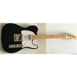 Robert Trujillo Signed Full-Size Huntington Electric Guitar (PSA COA)