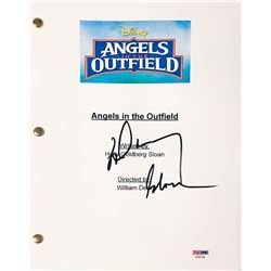 """Danny Glover Signed """"Angels in the Outfield"""" Full Movie Script (PSA COA)"""