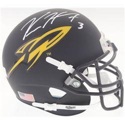 Kareem Hunt Signed Toledo Rockets Matte Black Mini-Helmet (Radtke COA)