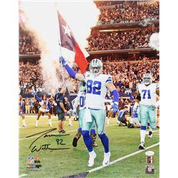 Jason Witten Signed Cowboys 16x20 Photo (JSA COA  Witten Hologram)