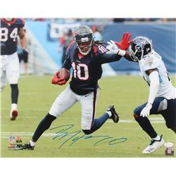 DeAndre Hopkins Signed Texans 16x20 Photo (JSA COA)