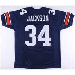 Bo Jackson Signed Auburn Tigers Jersey (Beckett COA  Jackson Hologram)