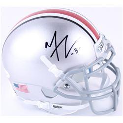 Michael Thomas Signed Ohio State Buckeyes Mini-Helmet (JSA COA)