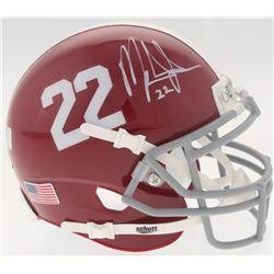 Mark Ingram Signed Alabama Crimson Tide Mini-Helmet (Ingram Hologram  Radtke COA)