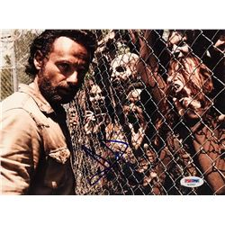 "Andrew Lincoln Signed ""The Walking Dead"" 8x10 Photo (PSA COA)"
