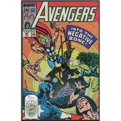 "Stan Lee Signed 1989 ""The Avengers"" Issue #309 Marvel Comic Book (JSA COA  Lee Hologram)"