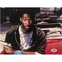 "Eddie Murphy Signed ""Beverly Hills Cop"" 8x10 Photo (PSA COA)"