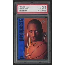 1996-97 SP #134 Kobe Bryant RC (PSA 8)