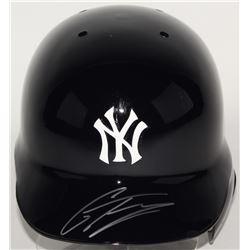 Gleyber Torres Signed Yankees Authentic Full-Size Batting Helmet (Beckett COA)
