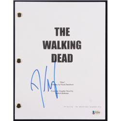 "Danai Gurira Signed ""The Walking Dead"" Full Pilot Episode Script (Beckett COA)"