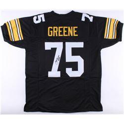 """Joe Greene Signed Steelers Jersey Inscribed """"HOF 87"""" (JSA COA)"""