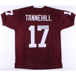 Ryan Tannehill Signed Texas AM Jersey (JSA COA)
