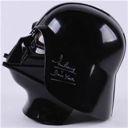 """Dave Prowse Signed Star Wars """"Darth Vader"""" Mask Inscribed """"Darth Vader"""" (JSA COA)"""