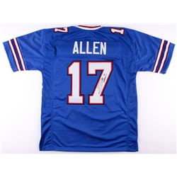 Josh Allen Signed Bills Jersey (JSA COA)