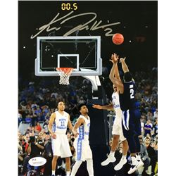 "Kris Jenkins Signed Villanova Wildcats ""The Shot"" 8x10 Photo (JSA COA)"