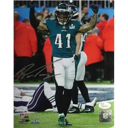 Ronald Darby Signed Eagles Super Bowl LII 8x10 Photo (JSA COA)