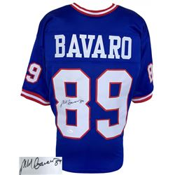 Mark Bavaro Signed Giants Jersey (JSA COA)