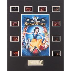 """""""Snow White and the Seven Dwarfs"""" Limited Edition Original Film/Movie Cell Display"""