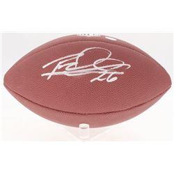 Rod Woodson Signed NFL Football (Schwartz COA)
