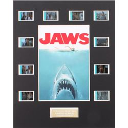 """""""Jaws"""" Limited Edition Original Film/Movie Cell Display"""