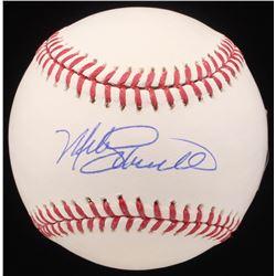 Mike Schmidt Signed OML Baseball (Fanatics Hologram  MLB Hologram)