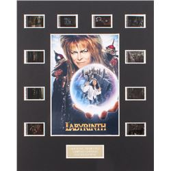 """Labyrinth"" Limited Edition Original Film/Movie Cell Display"