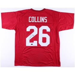 Landon Collins Signed Alabama Crimson Tide Jersey (Radtke COA)