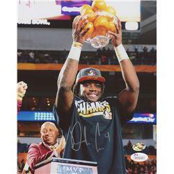 Dalvin Cook Signed Florida State Seminoles 8x10 Photo (JSA COA  Cook Hologram)