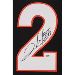 Clinton Portis Signed Jersey Number #2 (PSA Hologram)