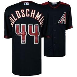 Paul Goldschmidt Signed Diamondbacks Majestic Jersey (Fanatics Hologram  MLB Hologram)