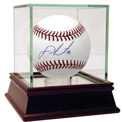 J.D. Martinez Signed Baseball (Steiner COA)