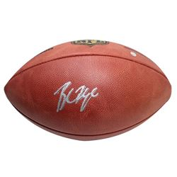 Baker Mayfield Signed NFL Game Football (Steiner COA)